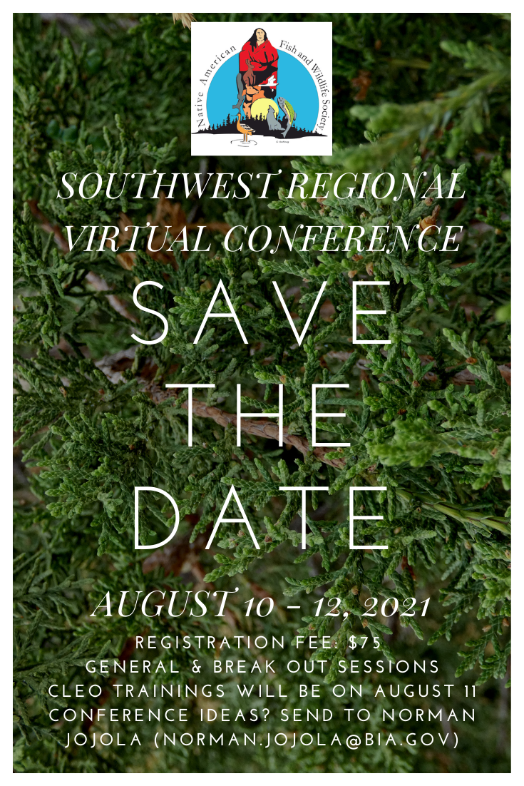 Save the Date – Southwest Region Conference